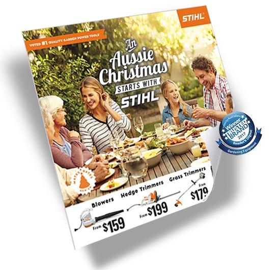 Stihl Catalogue Promotion
