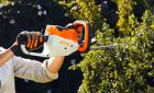 Stihl Medium to Large Gardens - AK Series Battery Power