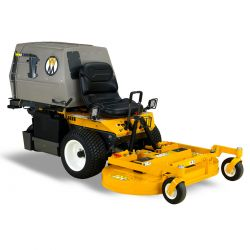 Walker Mower grass collection model MS18 - entry machine