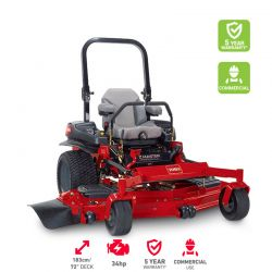 "72"" Toro Z Master 6000 Series EFI Zero Turn Mower"