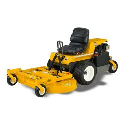 Walker Mower Model MB - a great hill side mowing option