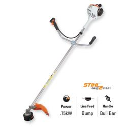 FS 55 C-E entry level brushcutter