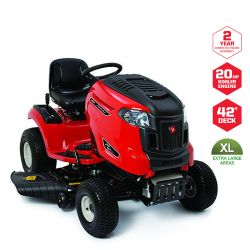 "42"" Rover 20/42NX Ride on Lawn Mower"